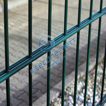 China green double welded wire mesh fence