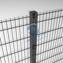 868 Double Wire Mesh Fencing