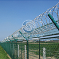 China Airport welded Wire Mesh Fencing Manufacturers Introduce Factors affecting the price of airport fences