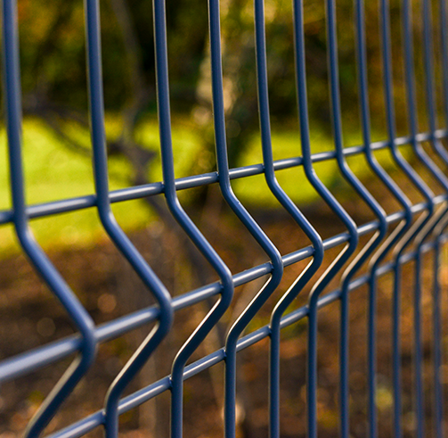 Mesh-Security-Fencing